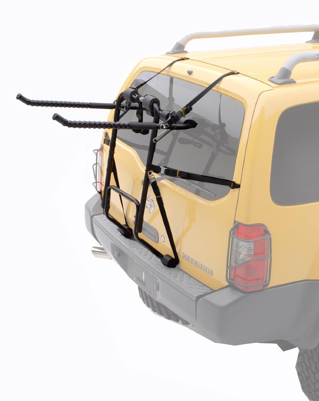 bike truck trunk rack sports or sedan cheap suv racks mount deluxe by allensports allen best hatchback for